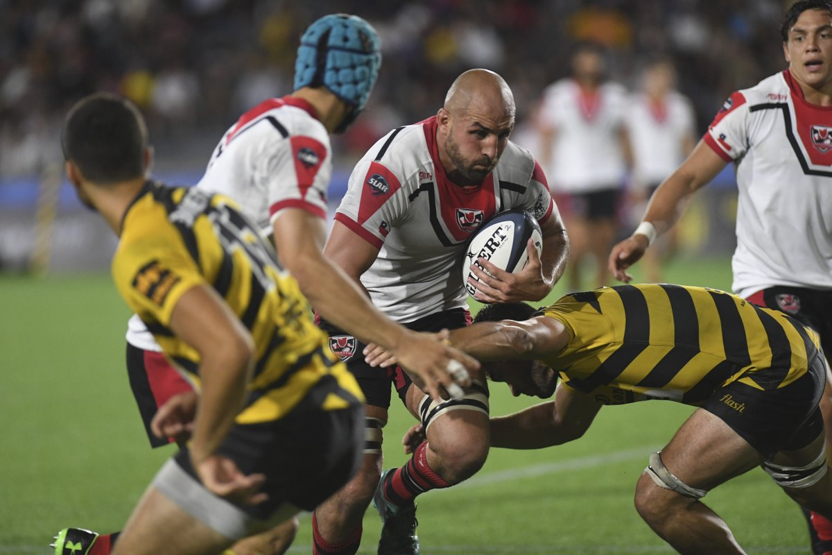 HIGHLIGHTS - PEÑAROL VS SELKNAM - FECHA 1 SUPERLIGA AMERICANA DE RUGBY