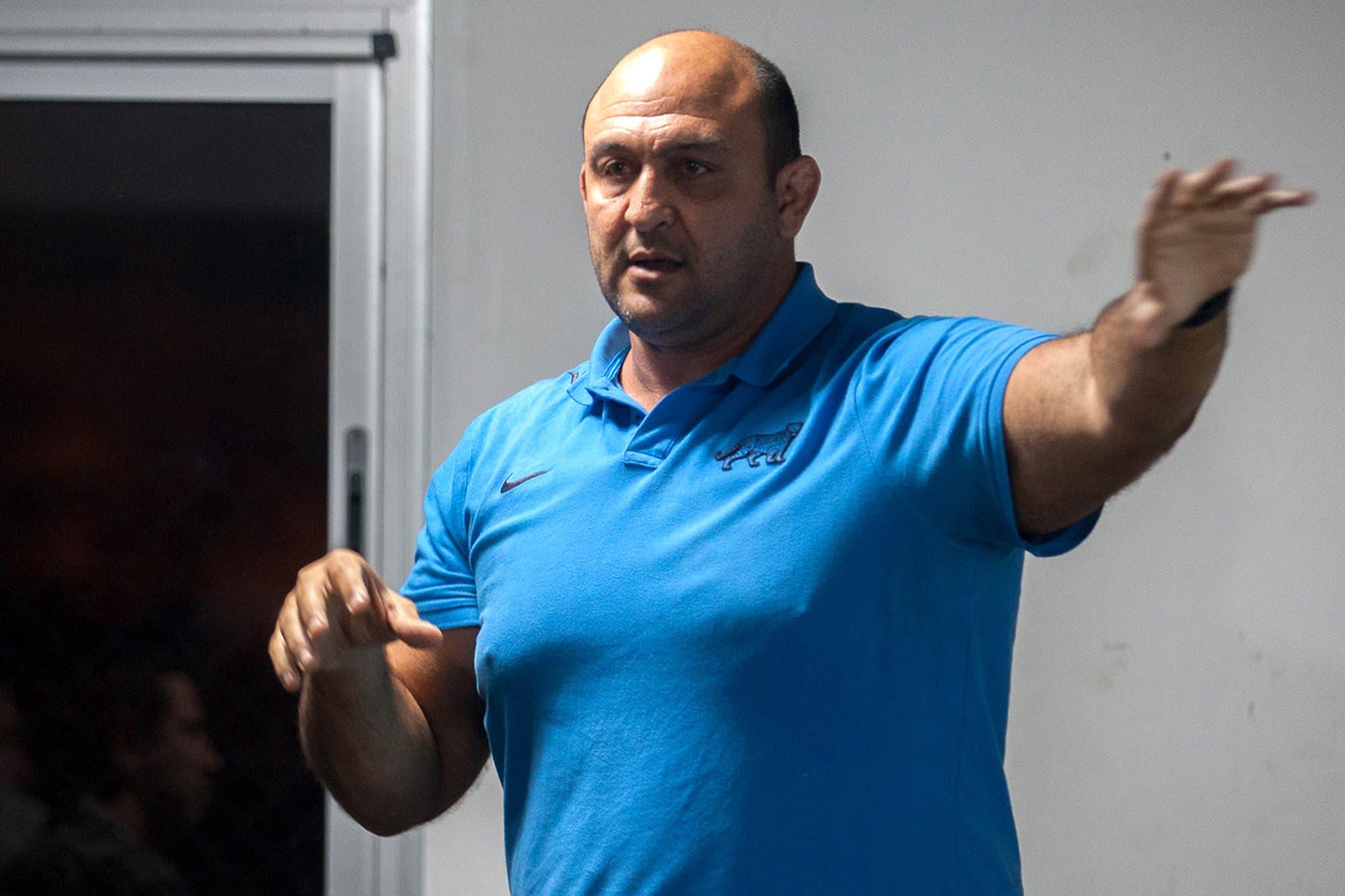 Otro coach de nivel se suma a la SLAR