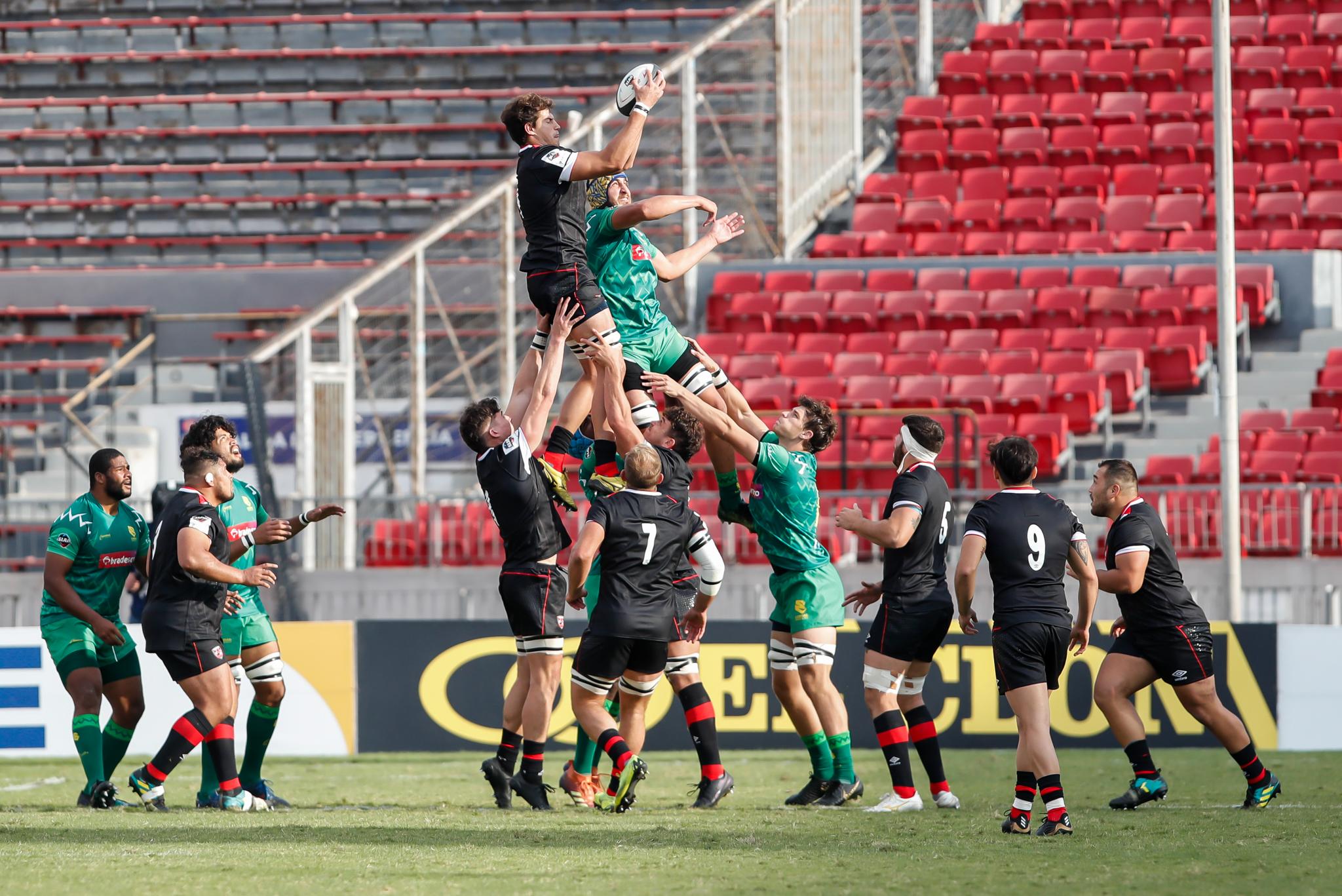 El XV de la Fecha 5 de la Superliga Americana de Rugby