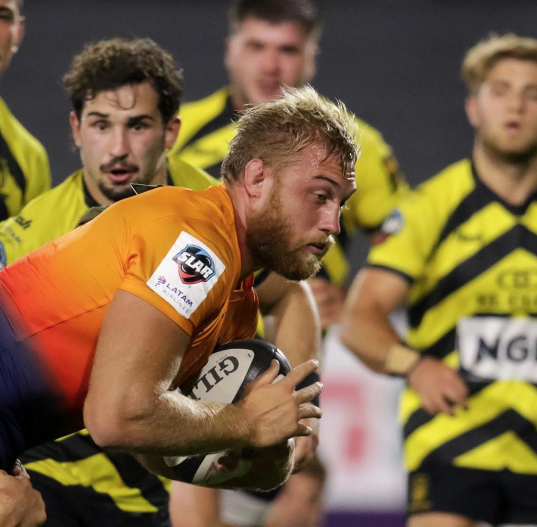 SLAR 2021 - fecha 10 - Highlights Peñarol Rugby vs Jaguares XV